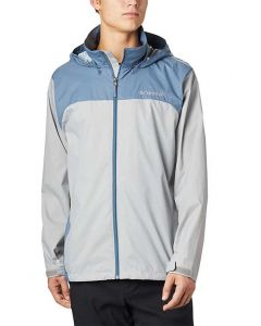 Columbia Sportswear Men's Glennaker Lake Rain Jacket Columbia Grey Mou
