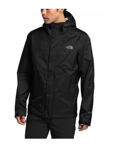 The North Face Men's Venture 2 Jacket TNF Black Mid Grey