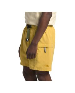 The North Face Men's Class V Belted Trunk Bamboo Yellow