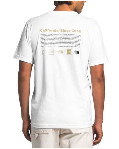 The North Face Men's Logo-Lution T-Shirt White