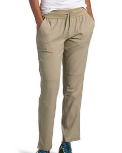 The North Face Women's Aphrodite Motion Pant 2.0 Twill Beige