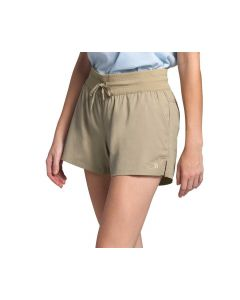The North Face Women's Aphrodite Motion Short Twill Beige