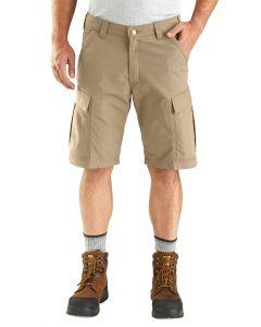 Carhartt Men's Force Cargo Shorts Dark Khaki
