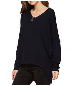 Andree By Unit Easiest Sweater Navy