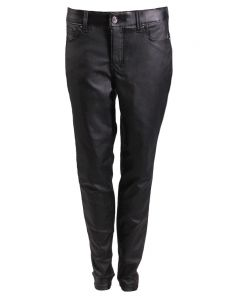 One 5 One Women's Liquid Pants Black
