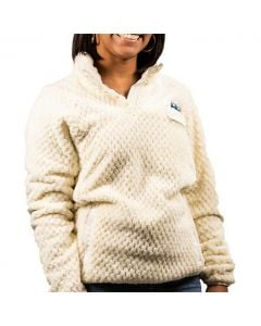 Simply Southern Women's Simply Soft Pullover Cream