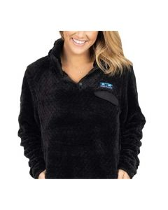 Simply Southern Women's Simply Soft Pullover Black