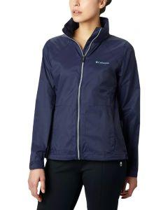 Columbia Sportswear Women's Switchback III Jacket Dark Nocturnal