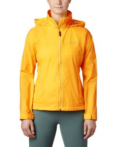 Columbia Sportswear Women's Switchback III Jacket Bright Marigold