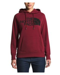The North Face Women's Half Dome Pullover Hoodie Pomegranate