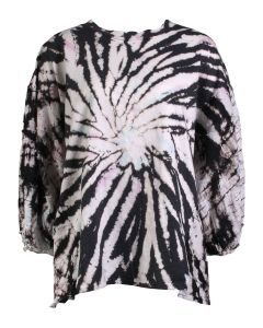 T-Party Women's Tyedye Tunic Multi