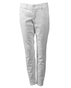 One 5 One Women's Skinny Goddess White