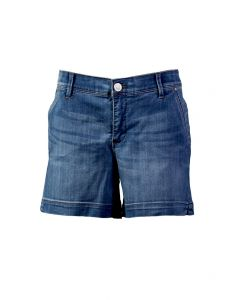 One 5 One Women's Goddess Shorts Light Stone Wash