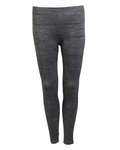 One 5 One Women's Space Dye Leggings Charcoal