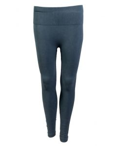 One 5 One Women's Seam Compress Legging Washed Spruce