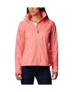 Columbia Sportswear Women's Switchback III Jacket Salmon