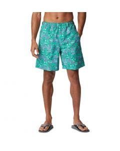 Columbia Sportswear Men's Super Backcast Water Short 6 Winter Green Ma