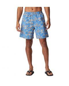 Columbia Sportswear Men's Super Backcast Water Short 6 Harbor Blue Mar