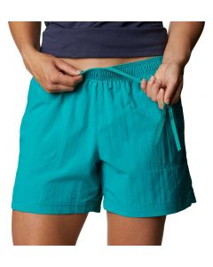 Columbia Sportswear Women's Sandy River Shorts 5 Tropic Water