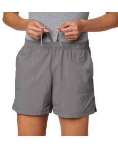 Columbia Sportswear Women's Sandy River Shorts 5 City Grey