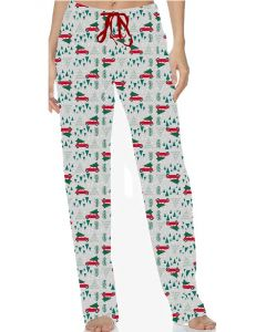 Sweet Escape Women's Christmas Lounge Pants Holiday Vacation
