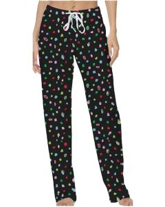 Sweet Escape Women's Christmas Lounge Pants Merry & Bright