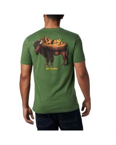 Columbia Sportswear Men's Magness Tee Dark Back Country