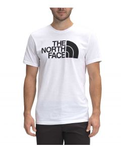 The North Face Men's Half Dome T-Shirt White
