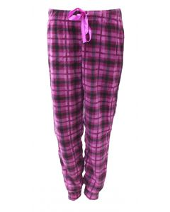 Stillwater Supply Co. Ladies Pull-on Fleece Pants Grey Pink Black