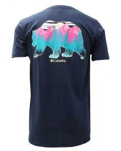Columbia Sportswear Frumble T-Shirt Columbia Navy