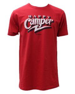 Columbia Sportswear Campy T-Shirt Mountain Red