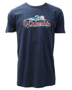 Columbia Sportswear Idol T-Shirt Navy