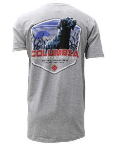 Columbia Sportswear Sierra T-Shirt Grey Heather