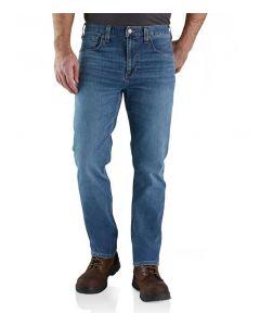Carhartt Men's Rugged Flex Relaxed Fit Straight Leg Jeans Houghton