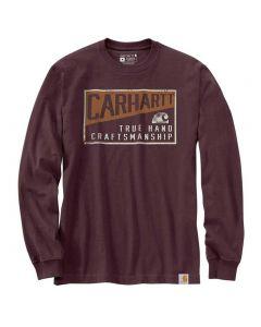 Carhartt Craftsmanship Graphic T-Shirt Port