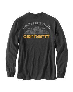 Carhartt Pocket Mountain T-Shirt Carbon