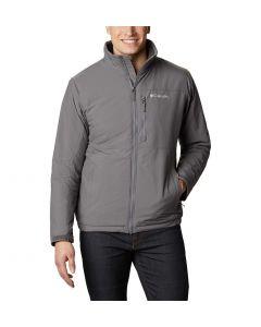 Columbia Sportswear Northern Utilizer Jacket City Grey
