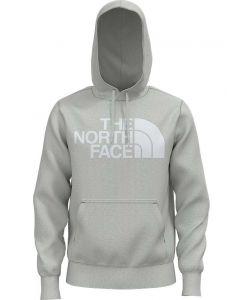 The North Face Men's Half Dome Pullover TNF Med Grey Heather TNF White