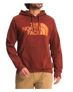 The North Face Men's Half Dome Pullover Brick House Red