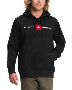 The North Face Men's Red's Hoodie TNF Black