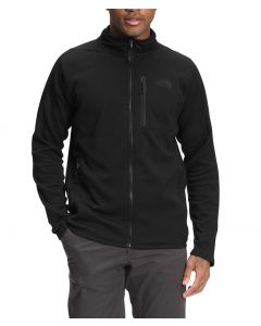 The North Face Canyonlands Full Zip TNF Black