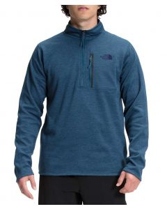 The North Face Canyonlands 1/2 Zip Monterey Blue Heather