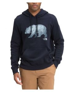 The North Face TNF Bear Pullover Hoodie Aviator Navy