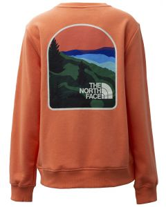 The North Face Parks Crew T-Shirt Embrorge