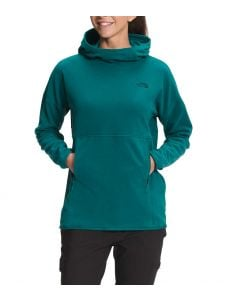 The North Face Women's Tka Glacier Pullover Hoodie Spruce