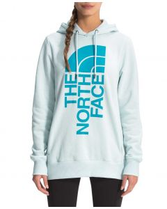 The North Face Women's Trivert Pullover Hood Ice Blue
