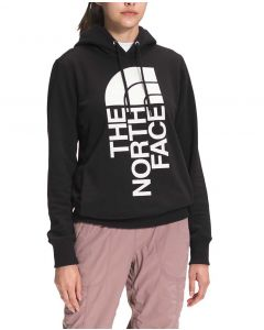 The North Face Women's Trivert Pullover Hoodie TNF Black