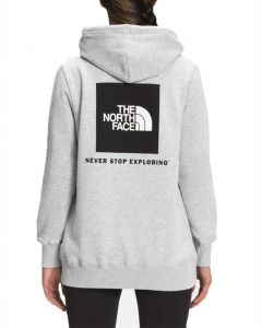 The North Face Box Women's Box NSE Pullover Hoodie TNF Light Grey