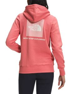 The North Face Box Women's Box NSE Pullover Hoodie Fade Rose