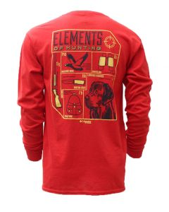 Columbia Sportswear Bunt T-Shirt Sunset Red